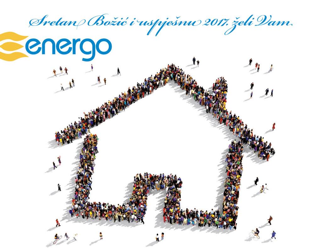 Energo čestitka 2017